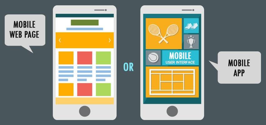 Мобильная версия cайта или мобильное приложение – что нужно вашей компании?