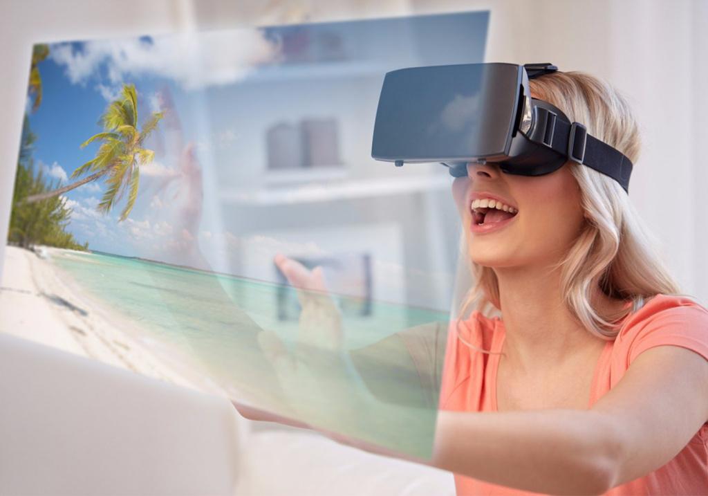 AR/VR для путешествий