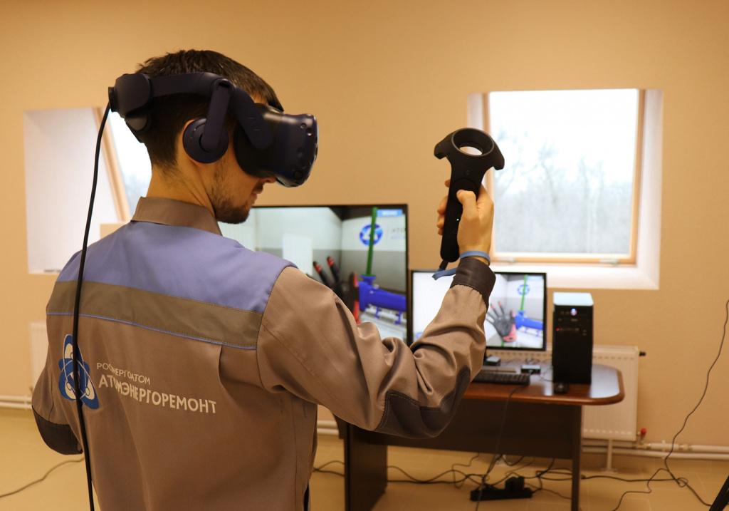 Обучение и тренировки с AR/VR